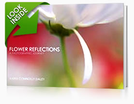 Flower Reflections Book